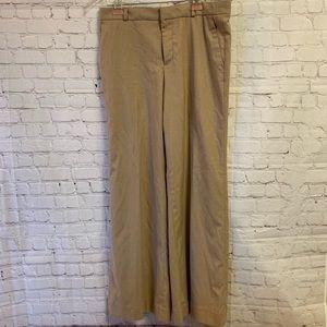 NWT Banana Republic Wide Leg Trouser Dress Pants